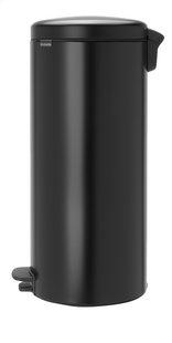 Brabantia Pedaalemmer NewIcon matt black 30 l-Rechterzijde