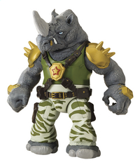 Figurine Les Tortues Ninja Rocksteady