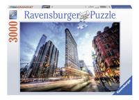 Ravensburger puzzel Flatiron Building-Vooraanzicht