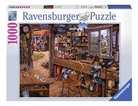 Ravensburger puzzel Opa's schuurtje-Vooraanzicht