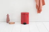 Brabantia Pedaalemmer newIcon passion red 5 l-Afbeelding 1