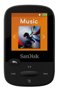 SanDisk mp3-speler Sansa Clip Sport 8 GB zwart-Vooraanzicht