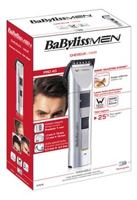 BaByliss for men Tondeuse E781E-Avant