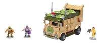 Mega Bloks Les Tortues Ninja Le camion classique-Détail de l'article