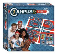 Campus 12 spellendoos 4-in-1-Linkerzijde