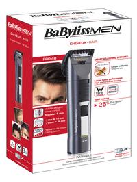 BaByliss for men Tondeuse Clipper P0962E-Avant