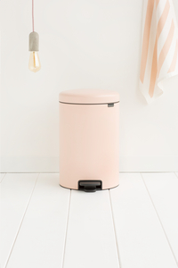 Brabantia Pedaalemmer newIcon Clay Pink 20 l-Afbeelding 1