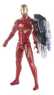 Hasbro figurine articulée Avengers Titan Hero Series - Iron Man-commercieel beeld
