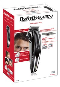 BaByliss for men Tondeuse Pro 45 E951E-Avant