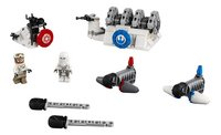 LEGO Star Wars 75239 Action Battle L'attaque du générateur de Hoth-Avant