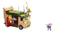 Mega Bloks Les Tortues Ninja Le camion classique-Avant