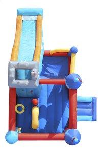 Happy Hop springkasteel met glijbaan 13 in 1 Bouncy Castle-Bovenaanzicht
