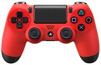 PS4 Wireless DualShock 4 manette rouge