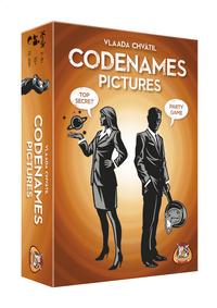 Codenames Pictures-Vooraanzicht