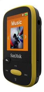 SanDisk mp3-speler Sansa Clip Sport 8 GB geel-Rechterzijde