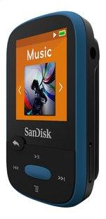 SanDisk mp3-speler Sansa Clip Sport 8 GB blauw-Rechterzijde