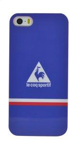 bigben cover Le coq sportif voor iPhone SE/5/5s blauw
