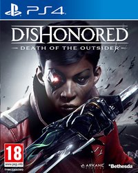 PS4 Dishonored Death of the Outsider ENG/FR