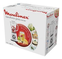 Moulinex Blender Blendforce Glass LM430110-Côté droit