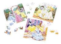 Ravensburger puzzel 3-in-1 Prinsessendromen-Artikeldetail