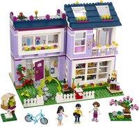 LEGO Friends 41095 Emma's huis-Vooraanzicht