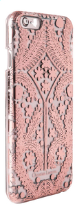 bigben Cover Christian Lacroix Paseo 3D iPhone 6, 6s roze-Linkerzijde