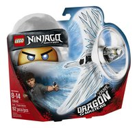LEGO Ninjago 70648 Zane - Drakenmeester-Vooraanzicht