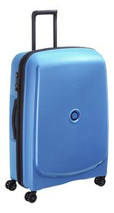Delsey valise rigide Belmont Plus bleu 76 cm-Côté gauche