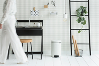 Brabantia Pedaalemmer newIcon wit 12 l-Afbeelding 3