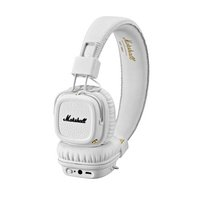 Marshall casque Bluetooth Major II blanc