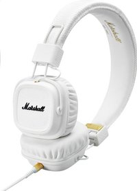 Marshall hoofdtelefoon Major II wit