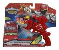 Set Power Rangers T-Rex Super Charge Morpher