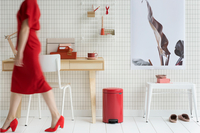 Brabantia Pedaalemmer newIcon passion red 12 l-Afbeelding 3