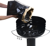 Barbecook houtskoolbarbecue Basic black-Afbeelding 2