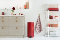 Brabantia Pedaalemmer NewIcon passion red 30 l-Afbeelding 3
