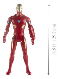 Hasbro figurine articulée Avengers Titan Hero Series - Iron Man-Avant