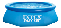 Intex zwembad Easy Set diameter 2,44 m-Vooraanzicht