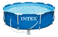 Intex zwembad Metal Frame Pool diameter 3,05 m-Vooraanzicht