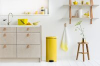 Brabantia Pedaalemmer NewIcon Daisy Yellow 30 l-Afbeelding 3