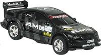 DreamLand Road Racer Mercedes AMG zwart-Vooraanzicht
