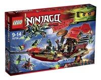 LEGO Ninjago 70738 L'ultime QG des ninjas