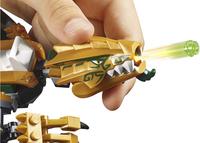 LEGO Ninjago 70666 Le dragon d'or-Image 1