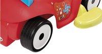 Smoby loopwagen Maestro III Balade rood-Onderkant