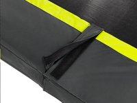 EXIT trampolineset Silhouette zwart L 3,66 x B 2,44 m-Artikeldetail