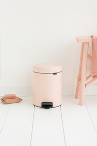 Brabantia Pedaalemmer newIcon Clay Pink 5 l-Afbeelding 1