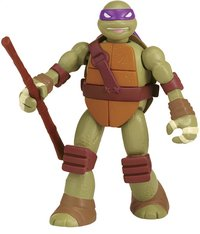 Actiefiguur Teenage Mutant Ninja Turtles Mutations Mix N'Match Donatello-Vooraanzicht