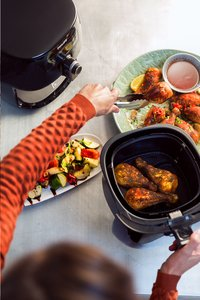 Philips Friteuse Avance Collection Airfryer HD9741/10-Afbeelding 2