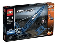 LEGO Technic 42042 Grue à chenilles
