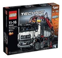 LEGO Technic 42043 Mercedes-Benz Arocs 3245-Linkerzijde