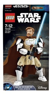 LEGO Star Wars 75109 Obi Wan Kenobi-Vooraanzicht